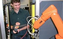 Corsi programmazione robot Torino