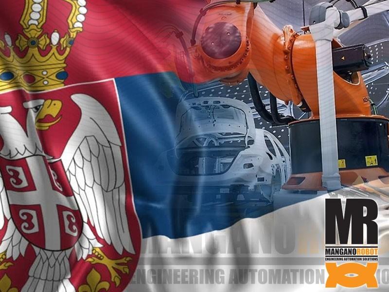 Nuova sede in Serbia