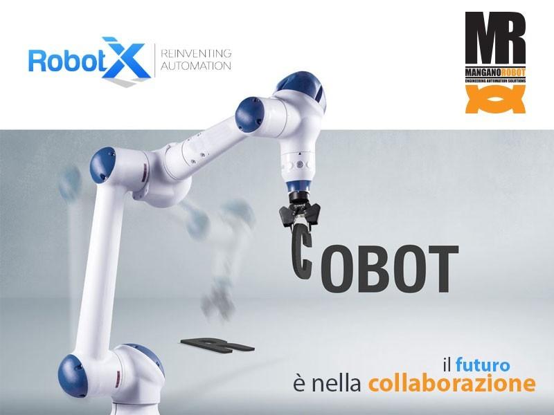 Robot-ics: nuova partnership